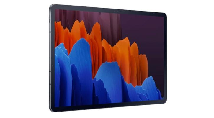 Samsung Galaxy Tab S7 Plus 12.4-inch Super AMOLED display