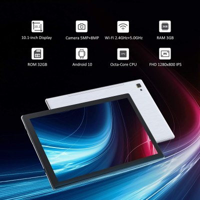 2020 Dragon Touch Notepad 102, 10-inch Tablet, Android 10