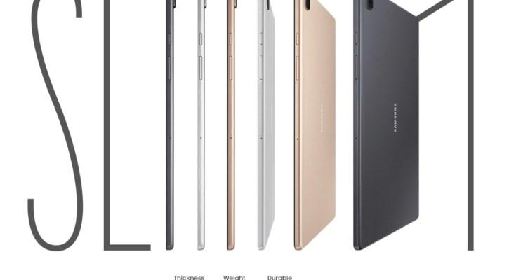 Samsung Galaxy Tab A7 10.4-inch