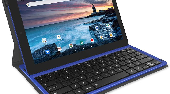 RCA 11.6-inch 2-in-1 Tablet with Keyboard 2GB RAM
