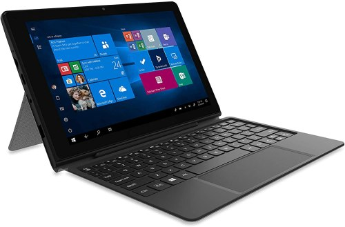 Venturer 10-inch Windows Tablet with Keyboard