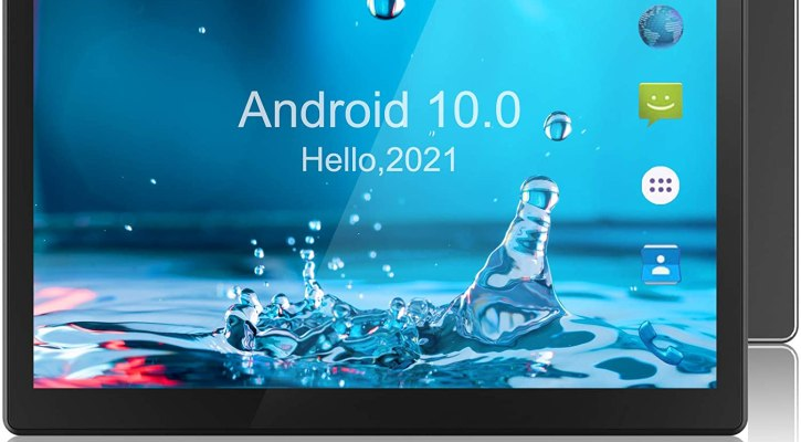 2021 Hoozo 10-inch Android Tablet, 2GB RAM