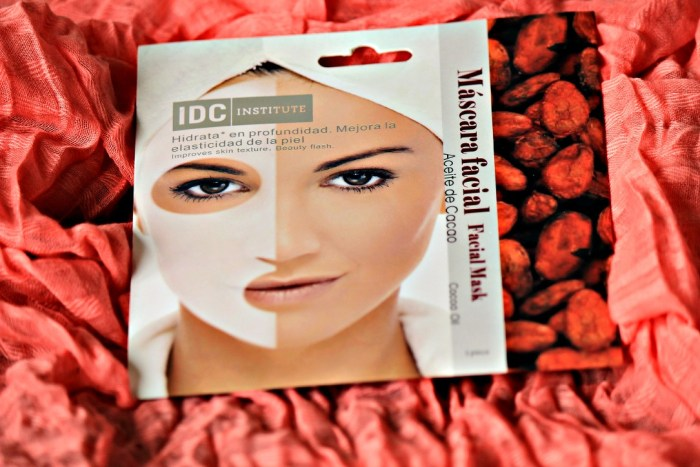 IDC Institute Facial Mask Cacao Oil - €3,99 - VIPBox