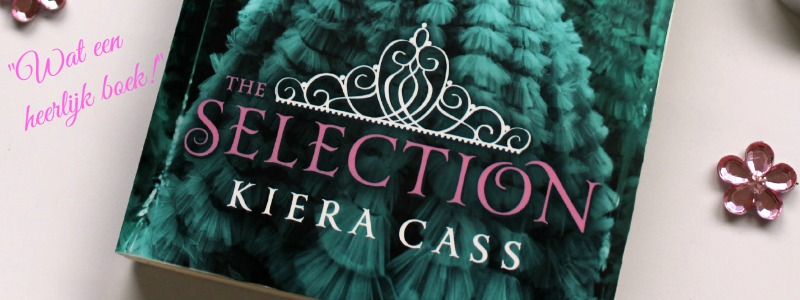 The Selection - Kiera Cass - banner