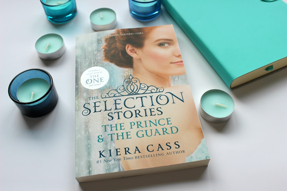 Winnen: The Selection Stories: The Prince & The Guard – Kiera Cass {afgelopen}