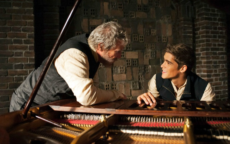 The Giver Still