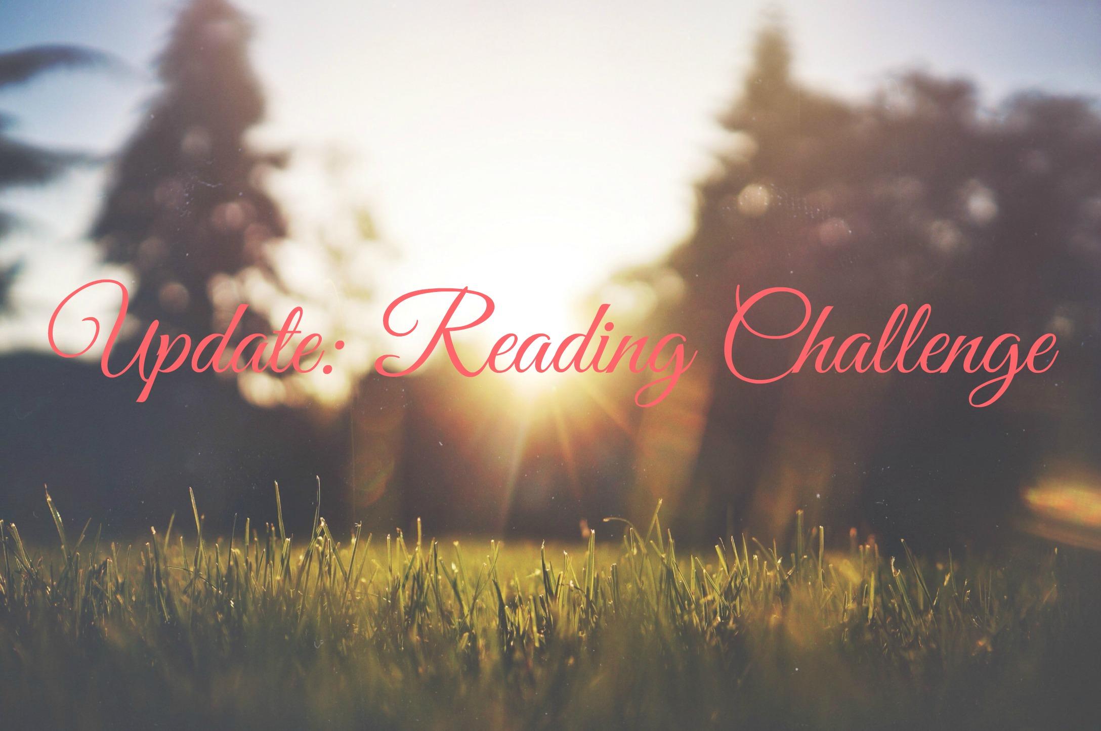 Update Reading Challenge