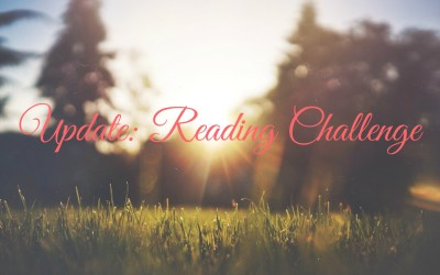 Reading Challenge Update #2 | Gehaald!