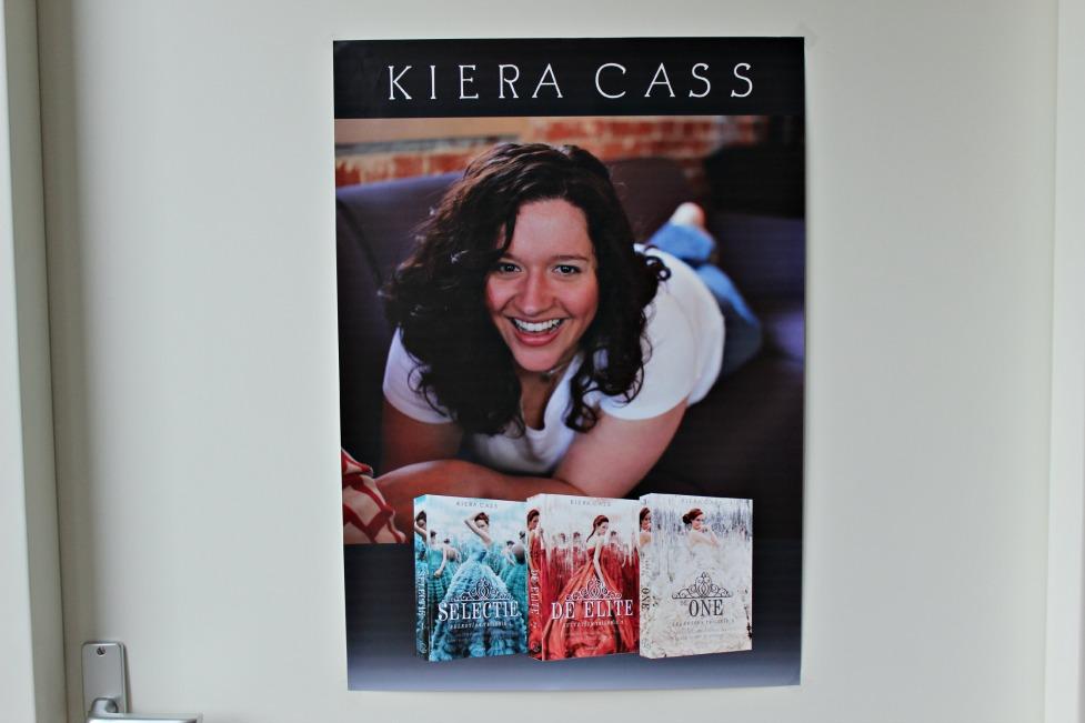 Poster Kiera Cass