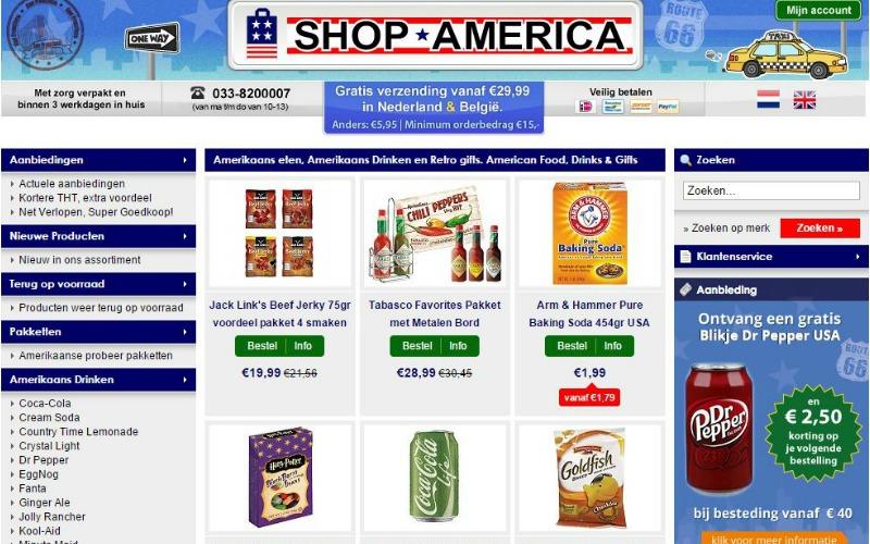 Shop America | Waar ik mijn Amerikaanse producten koop