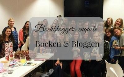 Boekbloggers enquête #2   Boeken en Bloggen