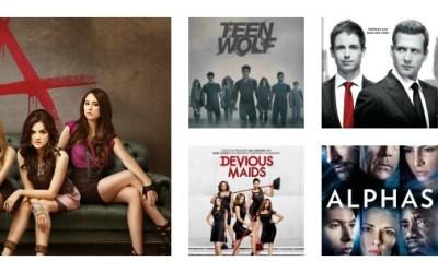 De Tv Series Tag