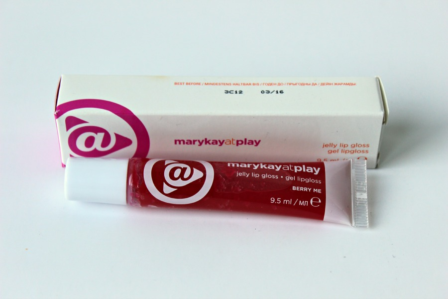 Mary Kay - At play Jelly Lip Gloss - Berry Me