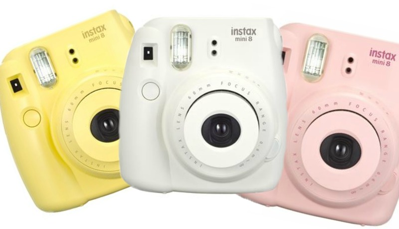Fujifilm Instax Camera mini 8