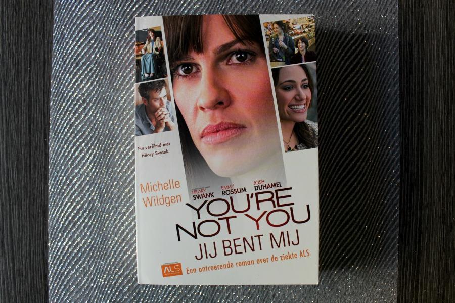 You're Not You boek