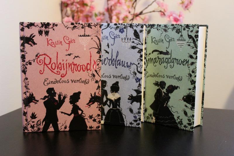 Kerstin Gier - Edelsteen trilogie