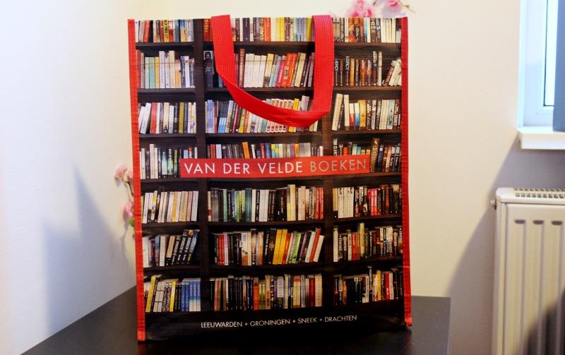 Van der Velde boekentas