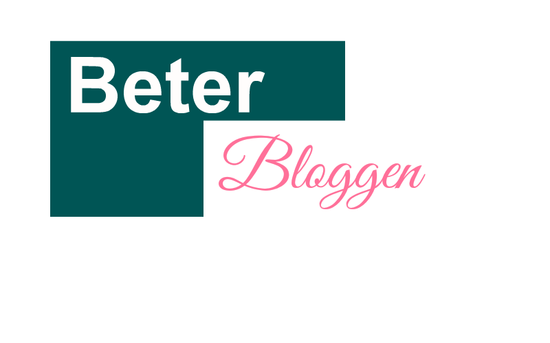 Beter Bloggen | Lay-out