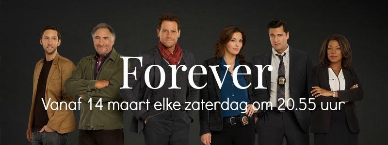 Deze week op tv | Forever