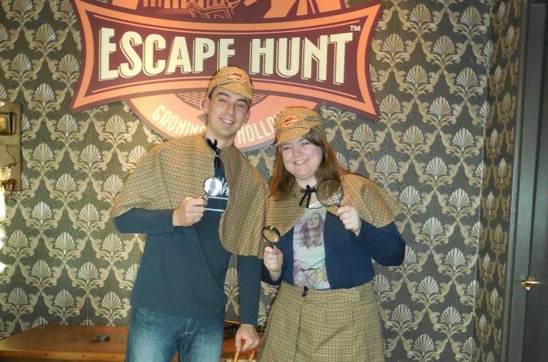 The Escape Hunt Experience kleine foto