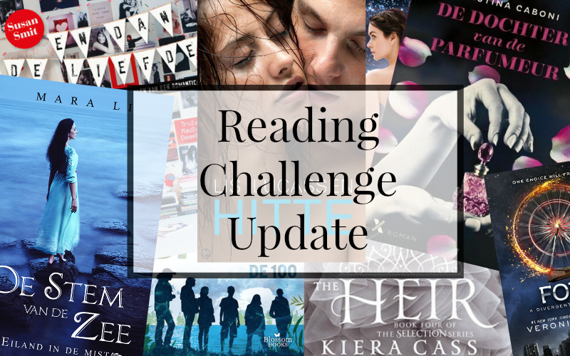 Reading Challenge Update #4 | Afronding 2015