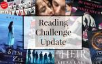 Reading Challenge Update