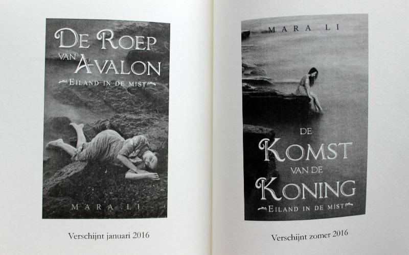 Eiland in de mist trilogie - De Roep van Avalon - De Komst van de Koning