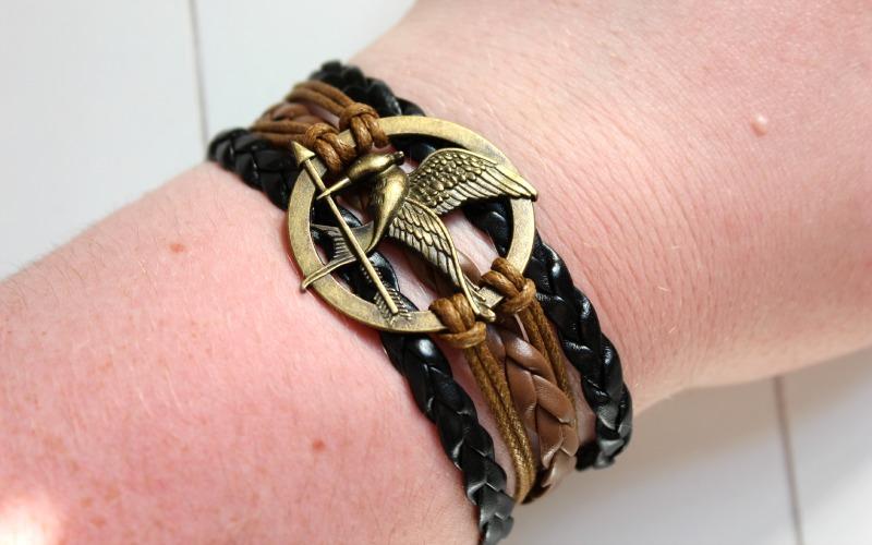 My Movie Stuff - The Hunger Games Mockingjay armband