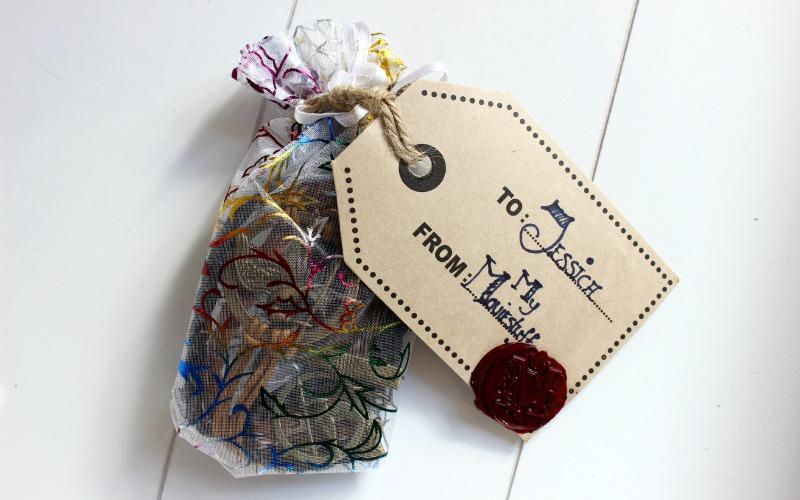 My Movie Stuff - Verpakking zakje en kaartje