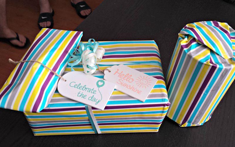 Cadeautjes voor Fer