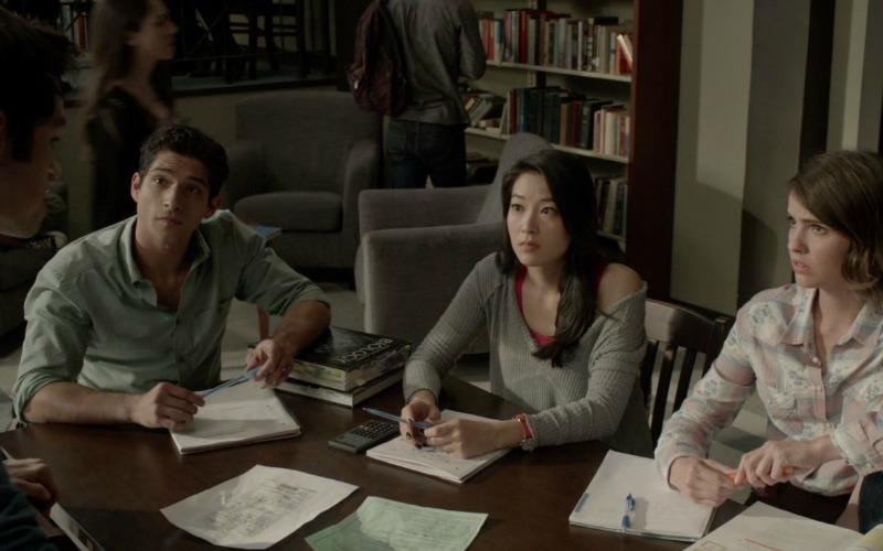 Scott, Kira, Malia - Teen Wolf - S05E02
