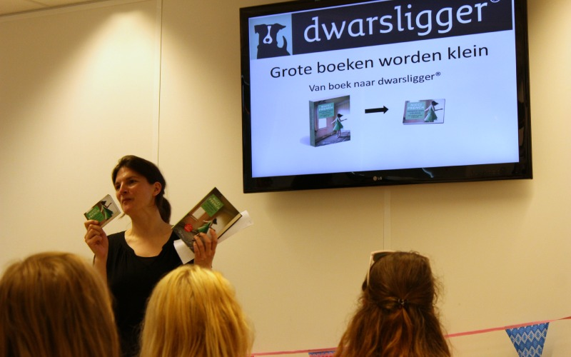 Zomer Books, Blogs & Borrel - Dwarsligger