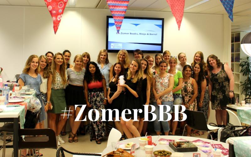 Zomer Books, Blogs & Borrel - #ZomerBBB