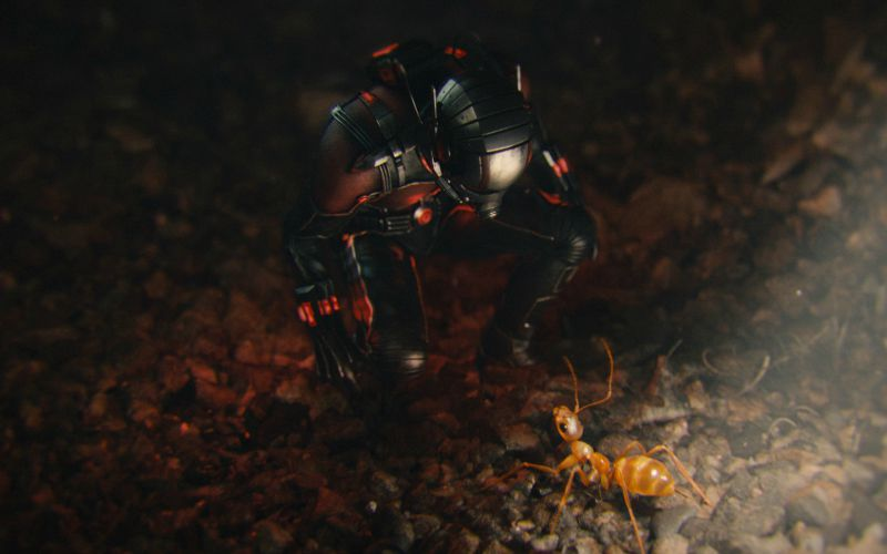 Ant-Man still