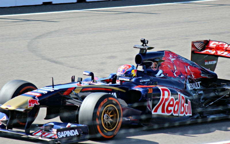 Max Verstappen Gamma Racing Day 2015