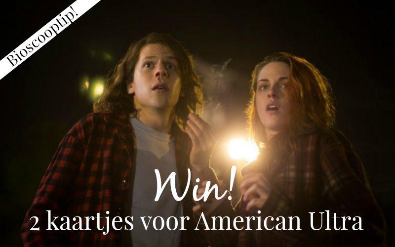 Win kaartjes voor American Ultra