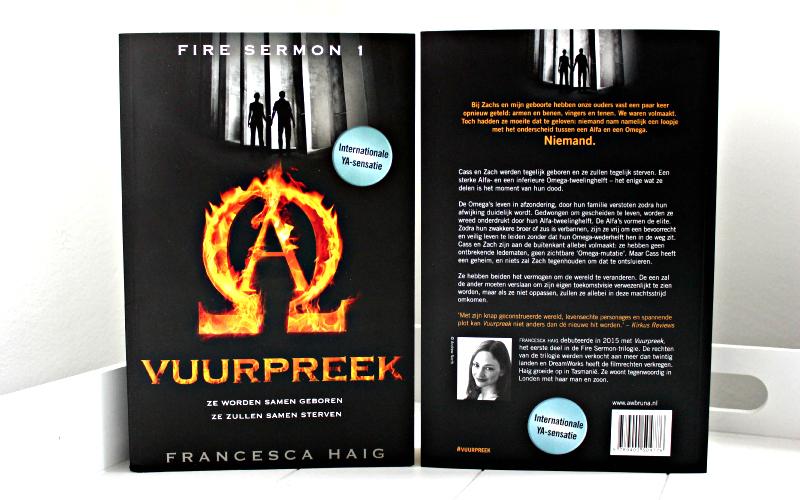 Boekrecensie | Vuurpreek – Francesca Haig