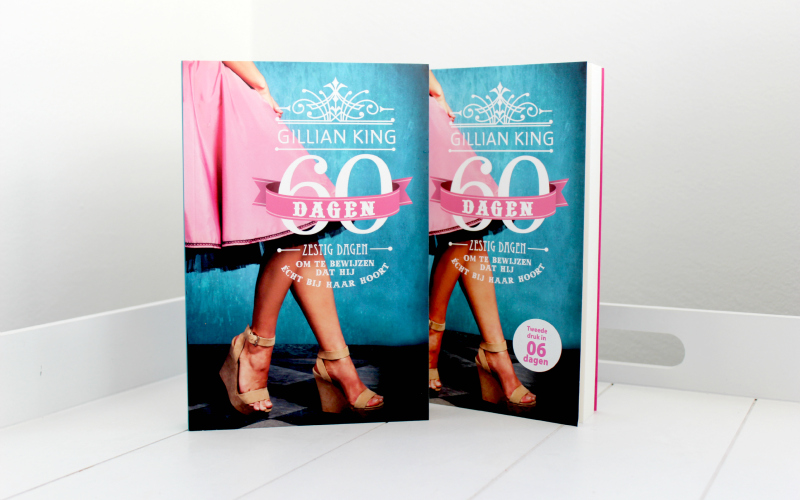 Boekrecensie | 60 Dagen – Gillian King