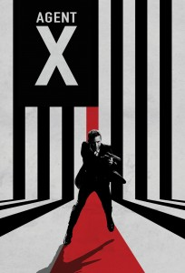 Agent X poster