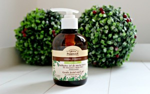 Gentle Facial Wash Gel - Green Pharmacy