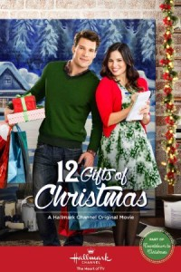 12 Gifts of Christmas poster