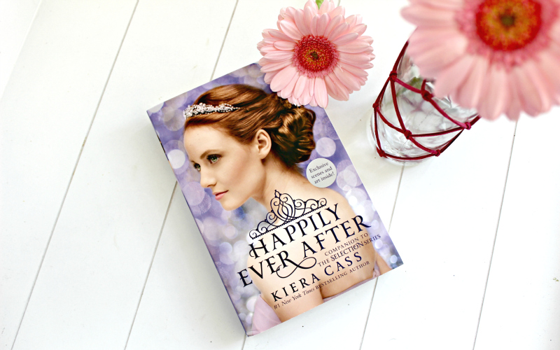 Boekrecensie | Happily Ever After – Kiera Cass