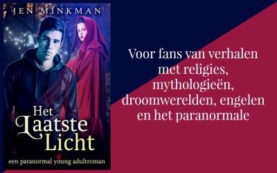 Boekrecensie | Het laatste licht – Jen Minkman