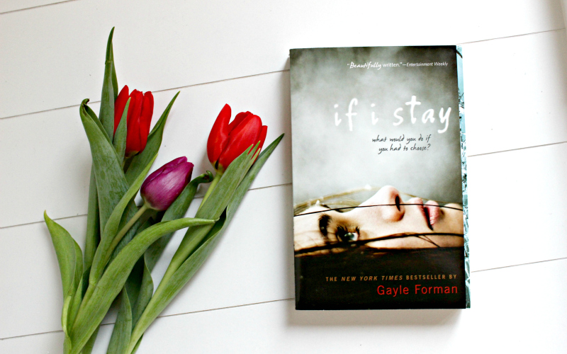 Boekrecensie | If I Stay – Gayle Forman
