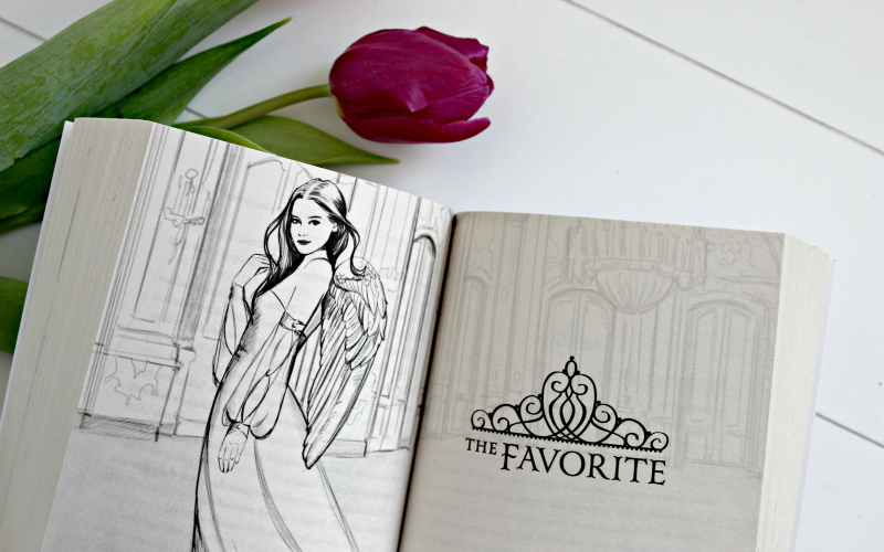 Kiera Cass - Happily Ever After - Illustration