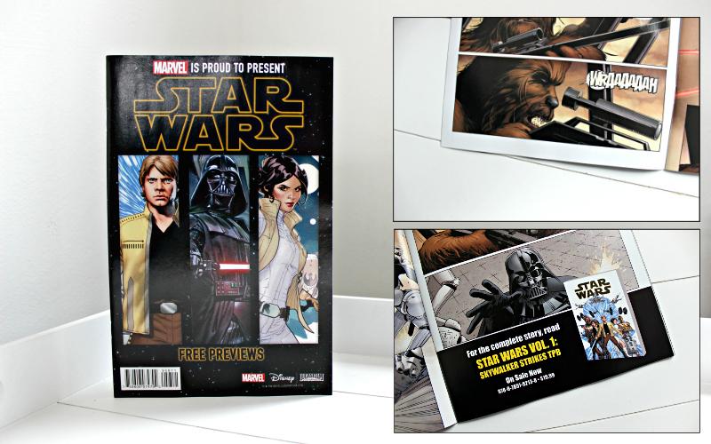 Star Wars Free Previews Comic
