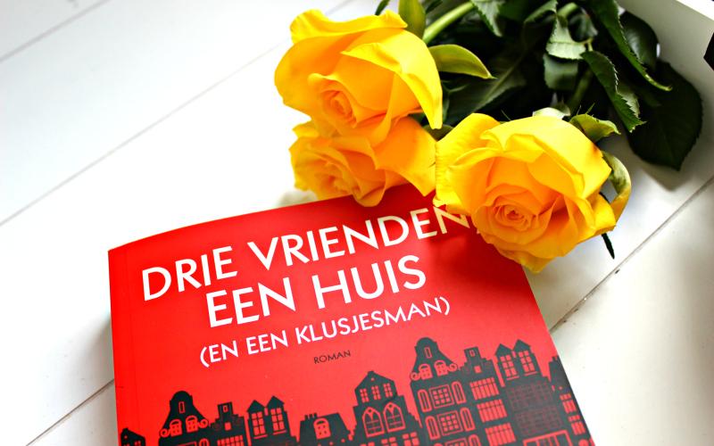 Drie vrienden een huis (en een klusjesman) - Astrid Harrewijn