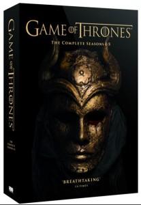 Game of Thrones - Seizoen 1 tot en met 5