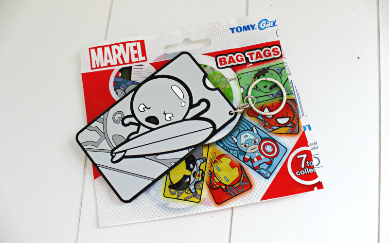 Bag Tag - Marvel