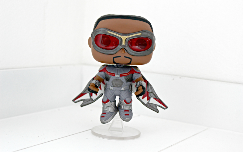 Captain America Civil War POP! Vinyl - Funko Falcon